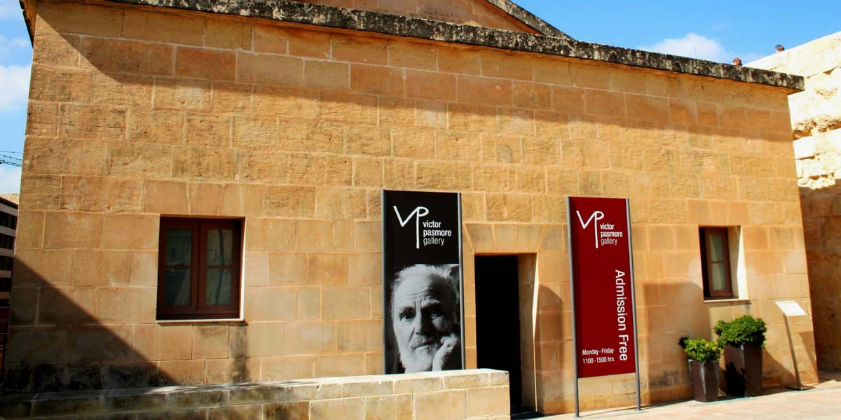 Victor Pasmore Gallery
